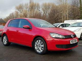 Volkswagen Golf 1.4 TSI 122ps 2012MY Match