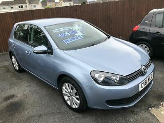 Volkswagen Golf 1.6TDI 105ps 2012MY Match