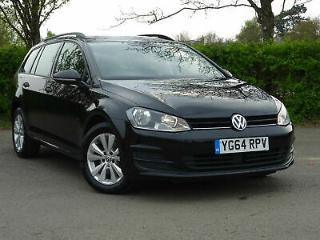 Volkswagen Golf 1.6TDI 105ps DSG 2014MY SE