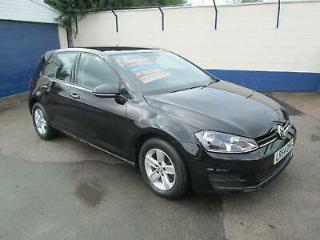 Volkswagen Golf 1.6TDI 105ps s/s 2014 S