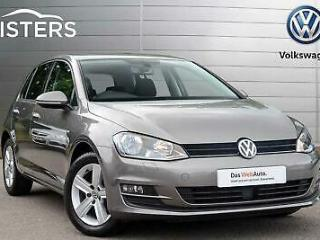 Volkswagen Golf 2016 Diesel 1.6 TDI 110 Match Edition 5dr DSG Hatchback