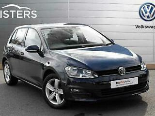 Volkswagen Golf 2016 Diesel 1.6 TDI 110 Match Edition 5dr Hatchback