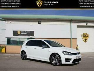 Volkswagen Golf 2.0 TSI BlueMotion Tech R DSG 4MOTION