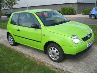 VOLKSWAGEN LUPO E 1999 ONLY 17K MLS 2 OWNERS FVWSH TIME WARP CONDITION !