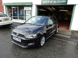 Volkswagen Polo1.4 2013.5door Match Edition 20,900 miles f.vw.s.h,a/c,bluetooth