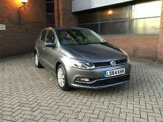 Volkswagen Polo 1.0 60ps BMT s/s 2015 SE