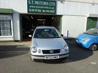 Volkswagen Polo 1.2 2003 Twist 50,100 MILES,2 OWNER,FULL M.O.T