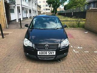 Volkswagen Polo 1.2 60PS 2008MY Match