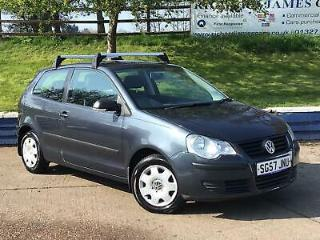 Volkswagen Polo 1.2 60PS 2008 SERVICE HISTORY LOW TAX LOW INSURANCE