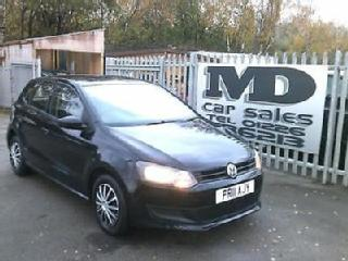 Volkswagen Polo 1.2 60ps 2010MY S