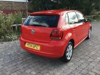 Volkswagen Polo 1.2 60ps 2012 Match only £2700