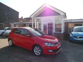 Volkswagen Polo 1.2 60ps 2012MY Match