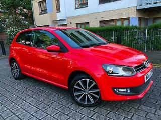 Volkswagen Polo 1.2 60ps 2014MY Match Edition