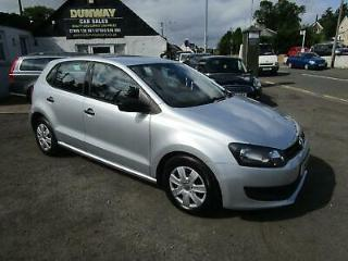 Volkswagen Polo 1.2 60ps a/c 2010MY S