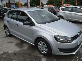 Volkswagen Polo 1.2 60ps a/c 2012MY S SAT NAV ONE OWNER