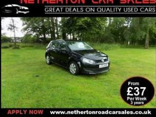 Volkswagen Polo 1.2 60ps a/c S netherton cars