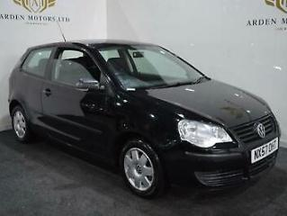 Volkswagen Polo 1.2 64PS 2007MY E