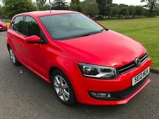 Volkswagen Polo 1.2 70ps 2012MY Match