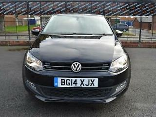 Volkswagen Polo 1.2 70ps 2014MY Match Edition