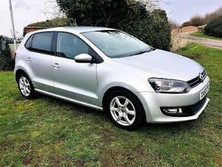 VOLKSWAGEN POLO 1.2 Moda, SERVICE HISTORY, MOT MARCH 2020, EXCELLENT LOW MILEAGE