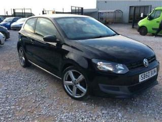 VOLKSWAGEN POLO 1.2 S 2010 NEW SHAPE + 92K MILES FROM NEW + 3 DOOR