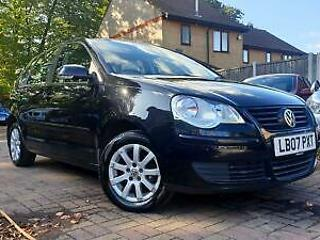 Volkswagen Polo 1.4 2007 SE FULL HISTORY 2 keys very clean low mileage 2 owner