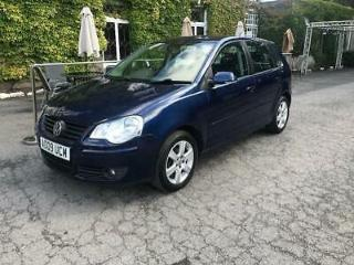 Volkswagen Polo 1.4 80ps Match 2009/09