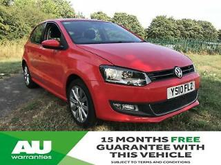 Volkswagen Polo 1.4 85ps 2010MY SEL