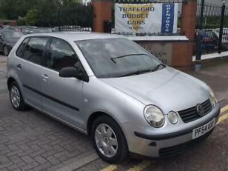 Volkswagen Polo 1.4TDI 2005 Twist. Very good runner. No issues