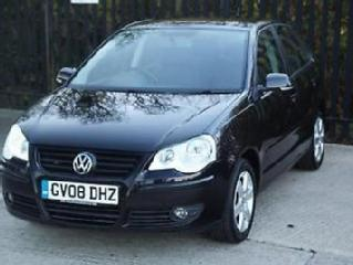 Volkswagen Polo 1.4TDI 70PS 2008MY Match