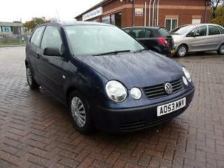Volkswagen Polo 1.4TDI PD SE MOT AUGUST 2020 NO OFFERS