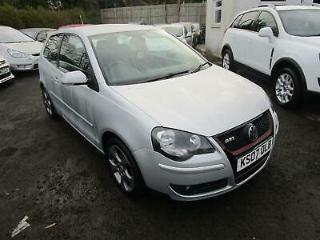 Volkswagen Polo 1.8T 150PS 2007MY GTi