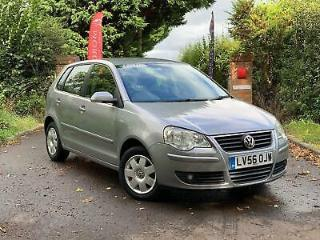 VOLKSWAGEN POLO Auto Automatic S Silver Auto Petrol 2006 for sale Cheap Bargain