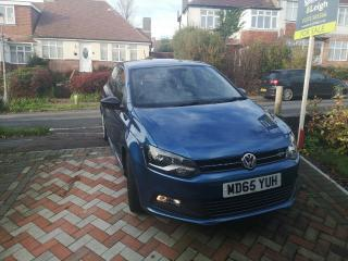 Volkswagen Polo BlueGT 1.4 £20 a year Tax, 39k on the clock