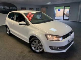 Volkswagen Polo Match Edition Hatchback 1.2 Manual Petrol