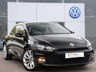 Volkswagen Scirocco Diesel 2.0 TDI BlueMotion Tech GT 3dr Coupe 2016, 18246 miles, £16490