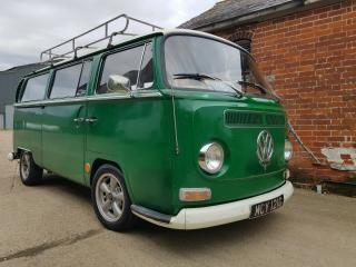 Volkswagen t2a 1969 microbus deluxe early bay. Px Swap