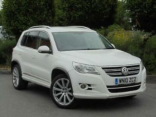 Volkswagen Tiguan 2.0TDI 140ps 4Motion Tiptronic 2009MY R Line