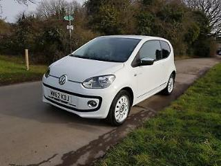 Volkswagen up! 1.0 75ps 2013MY Up White