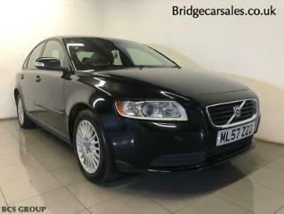 Volvo S40 1.6D 2007.5 S only 79k FSH new cambelt