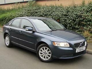 Volvo S40 1.6D 2008MY S FULL SERVICE HISTORY HPI CLEAR MINT EXAMPLE
