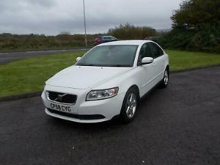 Volvo S40 2.0 diesel Power shift automatic low miles 69000 f.s.h