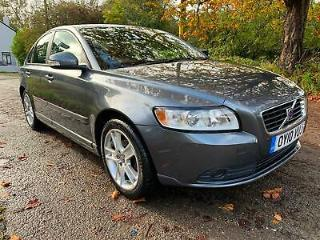 Volvo S40 1.6tdi SE DRIve £30 ROAD TAX with leather upholstery fantastic car