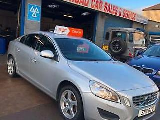 Volvo S60 2.0TD D3 161bhp SE. FSH, BUY THIS CAR FROM ONLY £36.50 PER WEEK