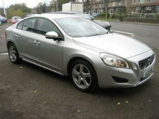 Volvo S60 2.4 D5 ES Geartronic 4dr DIESEL AUTOMATIC 2011