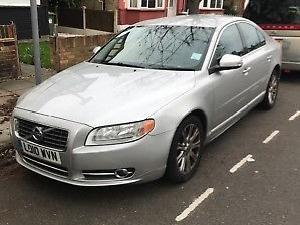 Volvo S80 2010 Automatic Diesel Silver