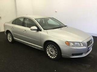 Volvo S80 2.4 D SE Saloon Manual. 2007 57. Silver