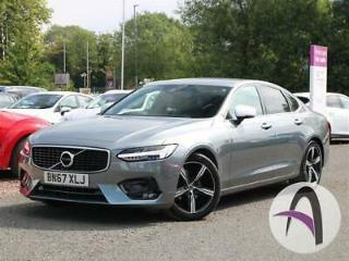 Volvo S90 2.0 D4 R DESIGN 4dr Auto Family Pack