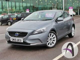 Volvo V40 1.6 D2 115 SE Lux 5dr Winter Pack