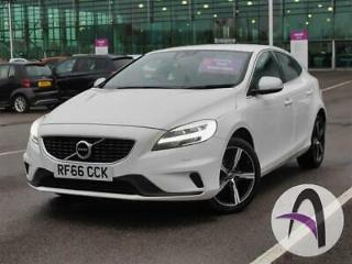 Volvo V40 2.0 D2 120 R DESIGN Nav Plus 5dr